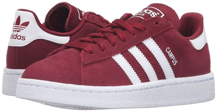pretty nice 94fab 1896f adidas Originals Kids Campus J (Big Kid)