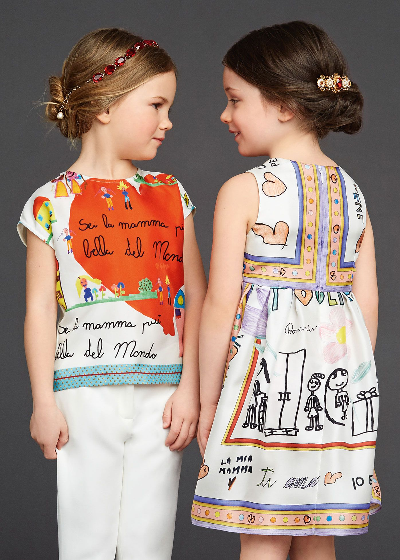 Dolce Gabbana Kids  New Collection FW15 16   things for meme   Kids ... 5d26c39e764