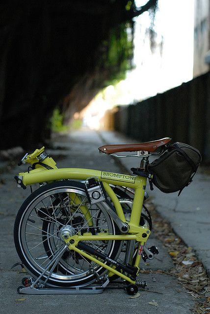 Dsc 5578 Folding Bicycle Brompton Bicycle