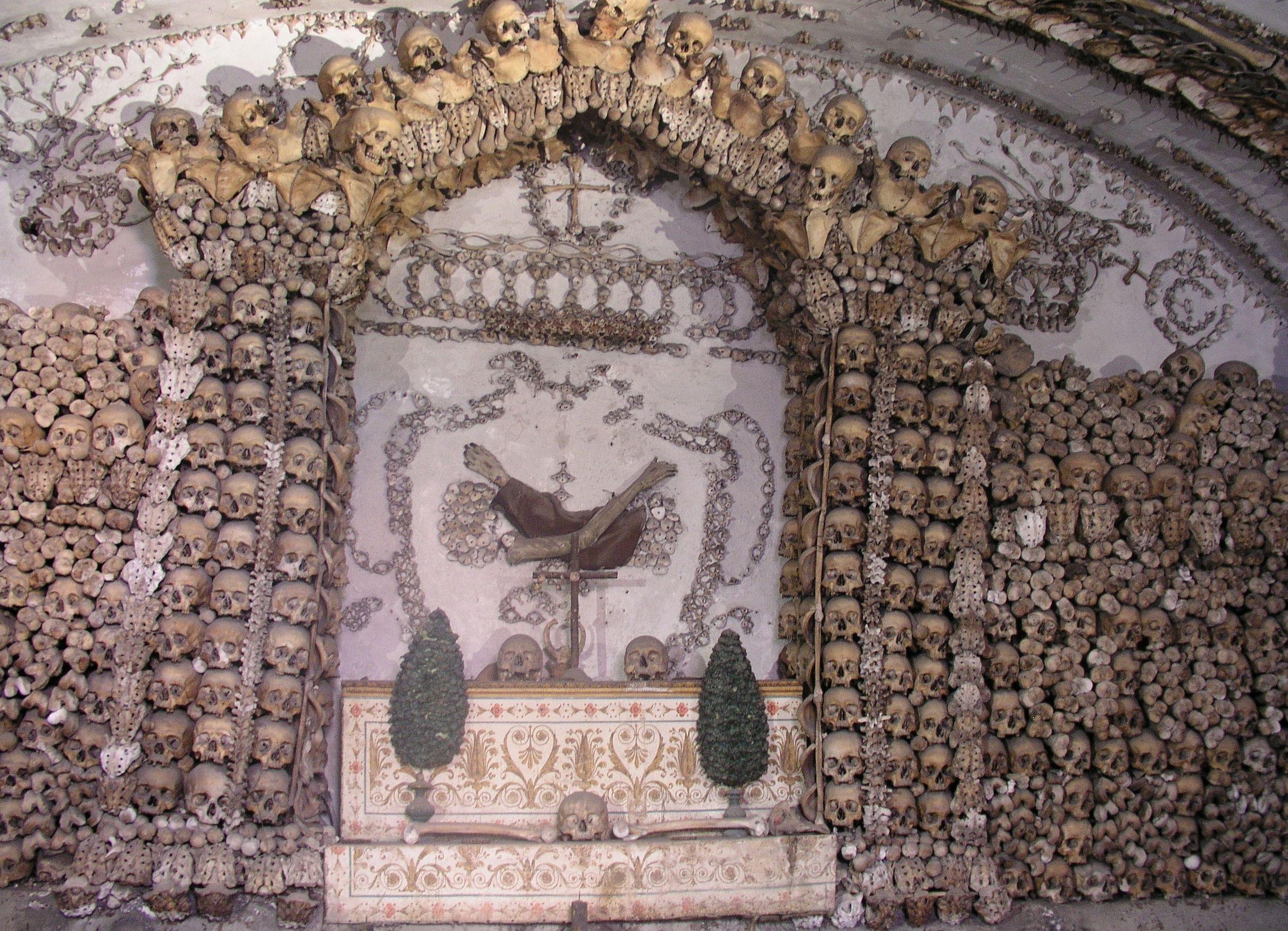 Rome Crypts