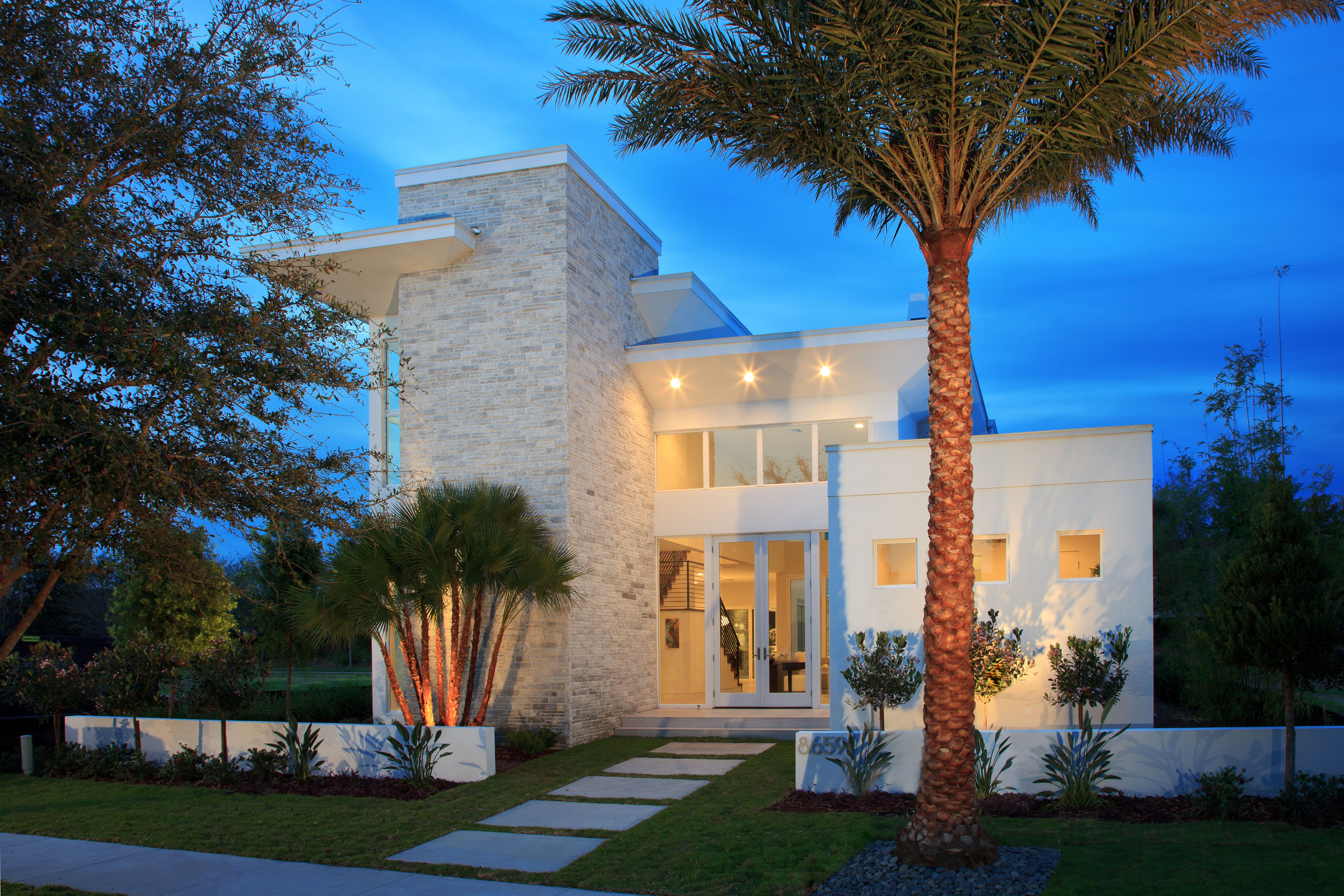 Design F by WayCool Homes designed by Phil Kean located at Lake