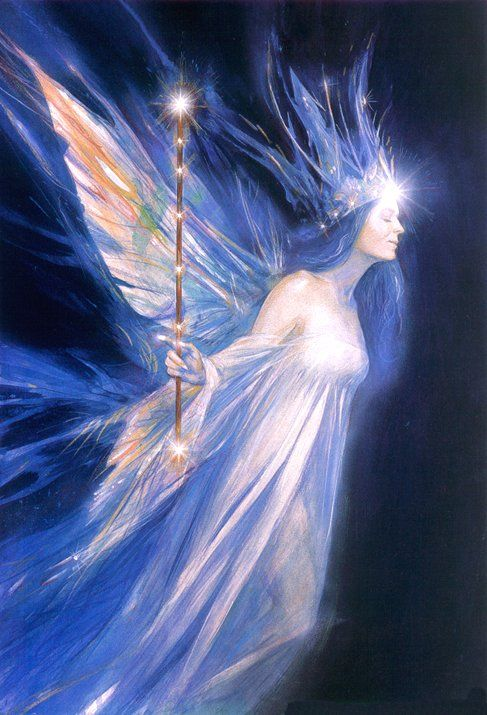 """""""How will you know the difficulties  of being human, if you're always flying off to blue perfection?"""" ~Rumi Faerie by Brian Froud"""