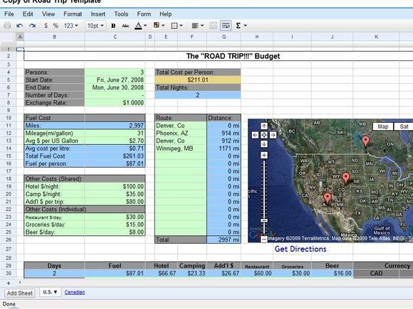 50 time-saving Google Docs templates Google docs, Family budget - cost savings analysis template
