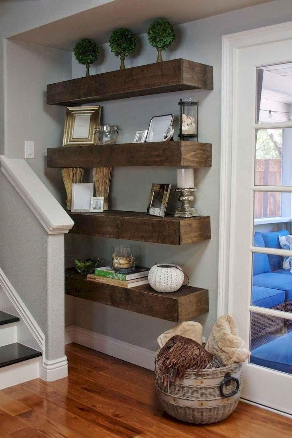 60 wonderful floating corner shelve for living room