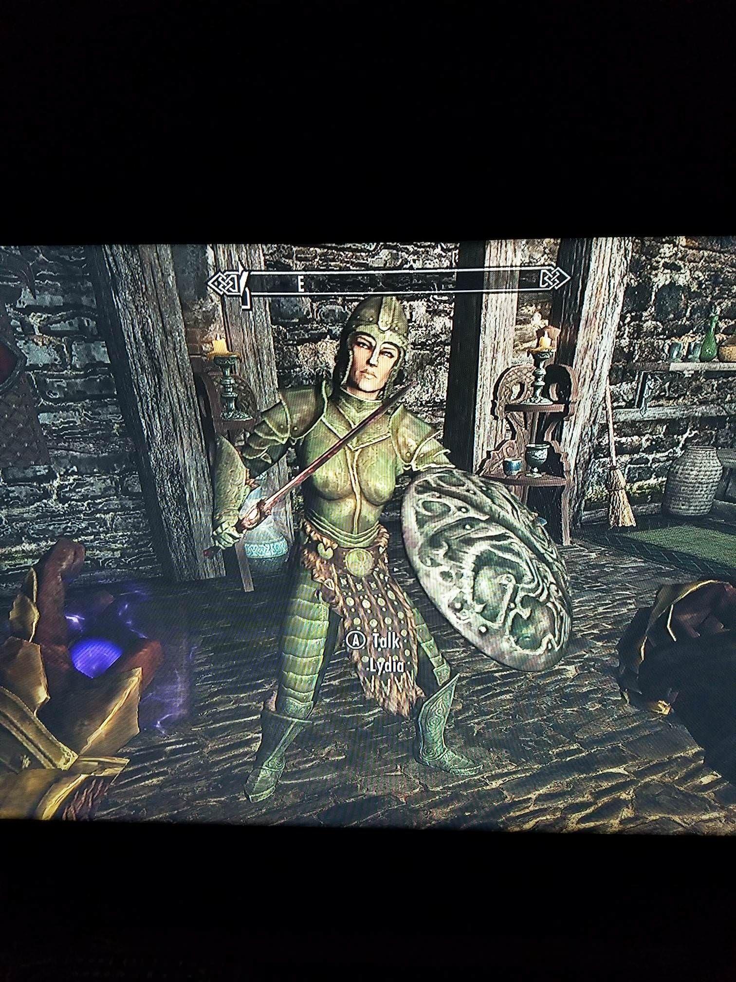 Lydia the Warrior #games #Skyrim #elderscrolls #BE3 # ...