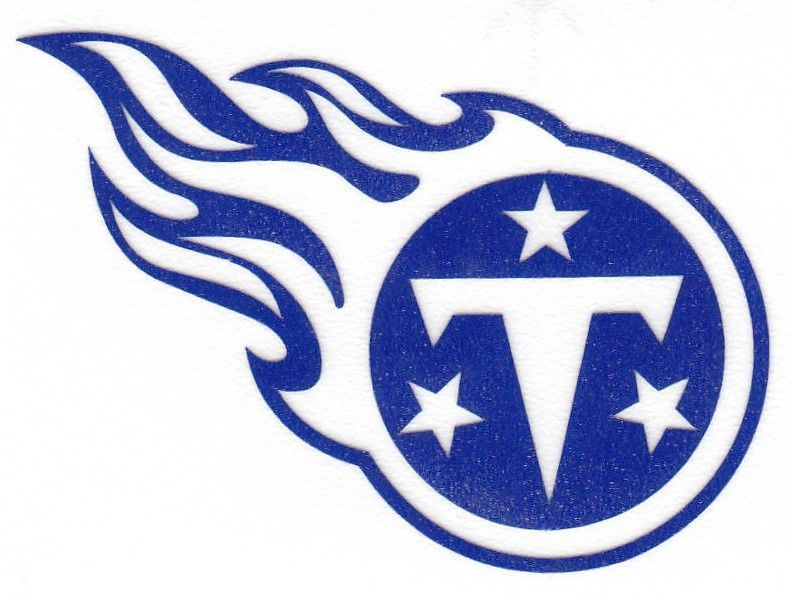 Carolina Panthers NFL Rico Industries  Metallic Team Logo Sticker