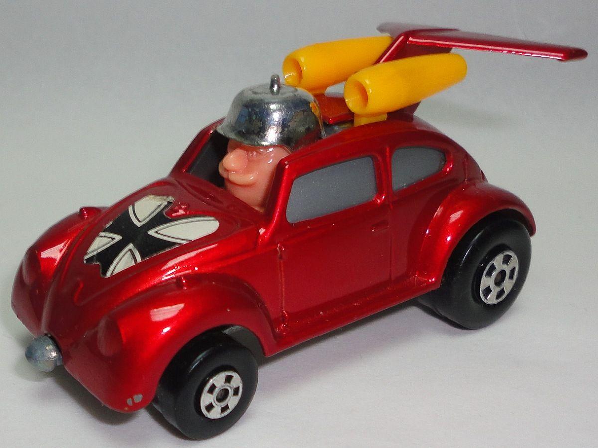 Vintage 1972 Matchbox Red Flying Bug Number 11 / Vintage Toys Wanted ...