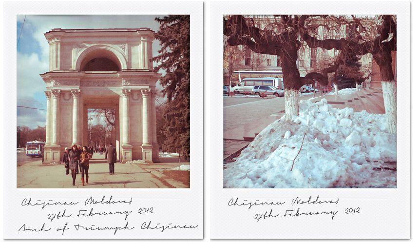 Chisinau (Republic of Moldova), 2012 trip
