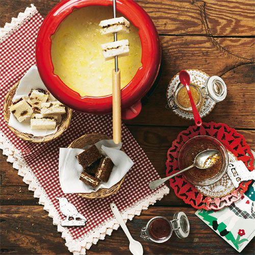 die besten 25 fondue beilagen ideen auf pinterest. Black Bedroom Furniture Sets. Home Design Ideas