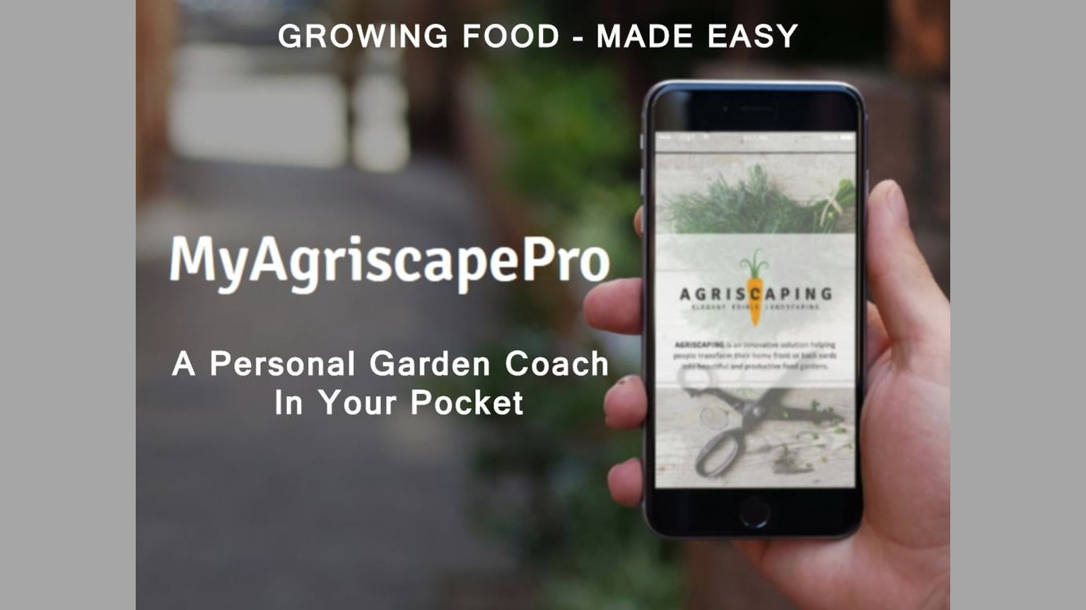 myagriscapepro makes growing food easy an innovative micro