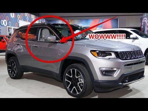 2018 Jeep Compass Sport SUV Review : Perfect SUV Interior Exterior