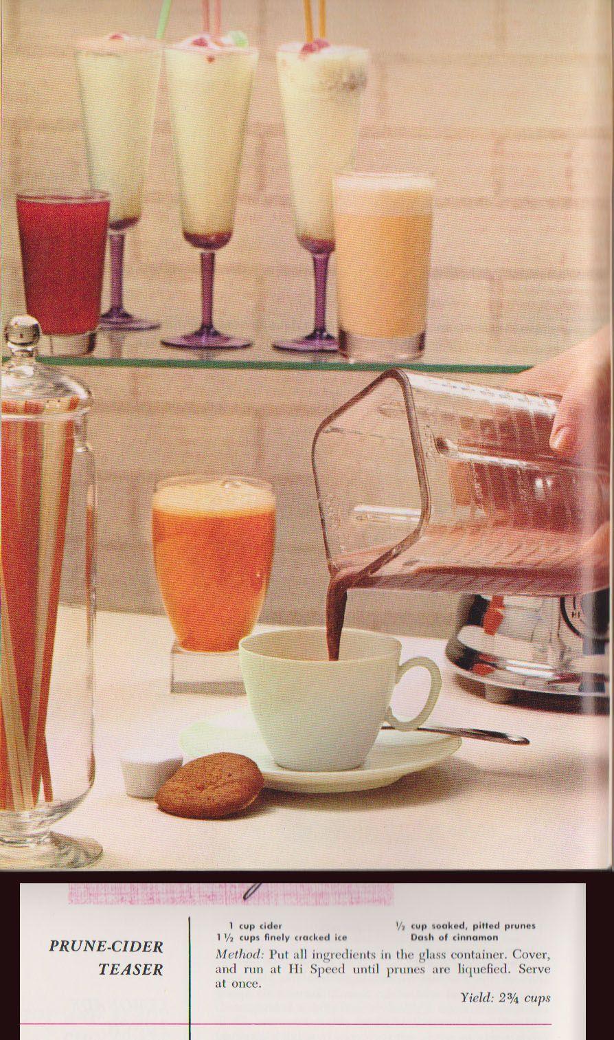 mmm... pruney - Osterizer 1963