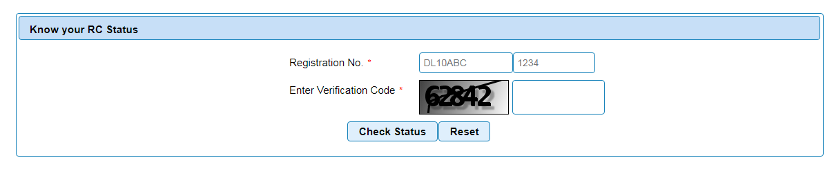 How to check dl status