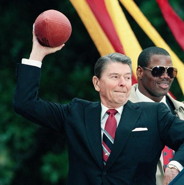 Image result for washington redskins 92 at the white house