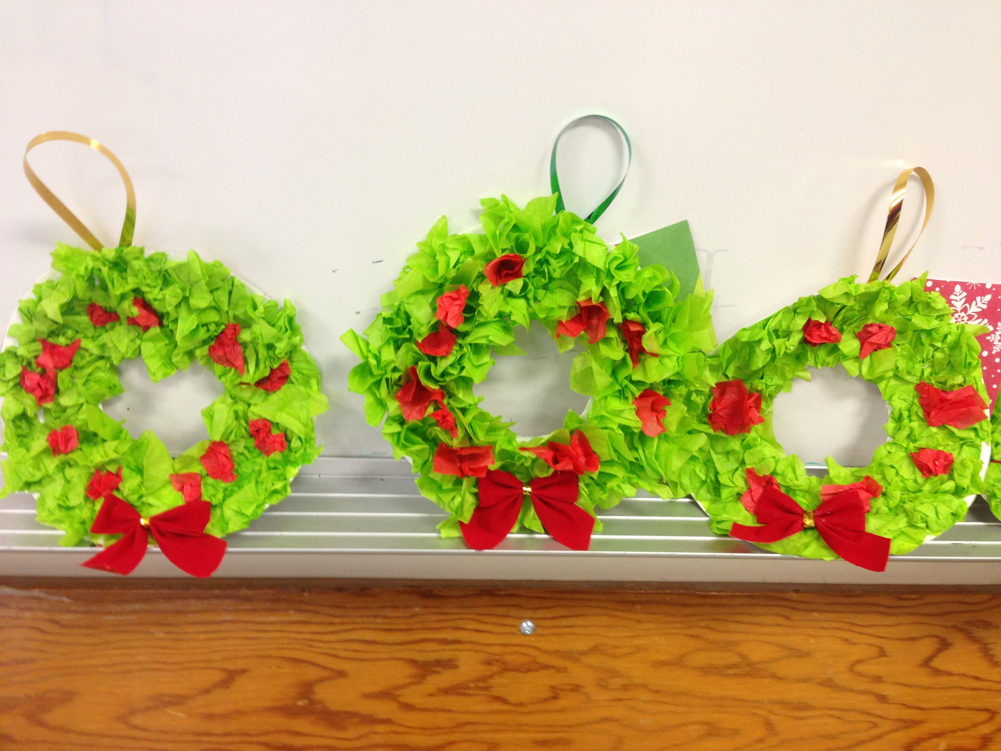 20++ Tissue paper crafts christmas information
