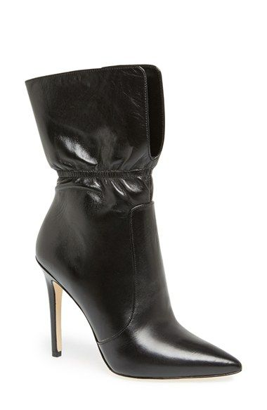 fe98488af6b Free shipping and returns on Via Spiga  Felienne  Boot (Women) at  Nordstrom.com. An elasticized band subtly pleats the shaft of an alluring  pointy-toe boot ...