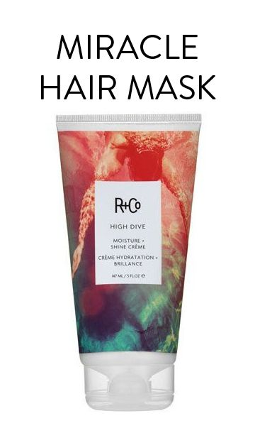 Restores dry, dull, damaged hair It's amazing!