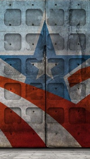 Captain America The Iphone Wallpapers Marvel Phone Wallpaper