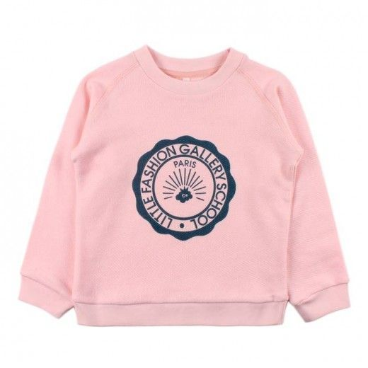 The Little Fashion Gallery JULES SCHOOL COLLEGE sweatshirt!