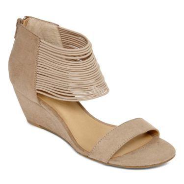 e253d131c5f5 a.n.a® Anna Wedge Shoe - JCPenney
