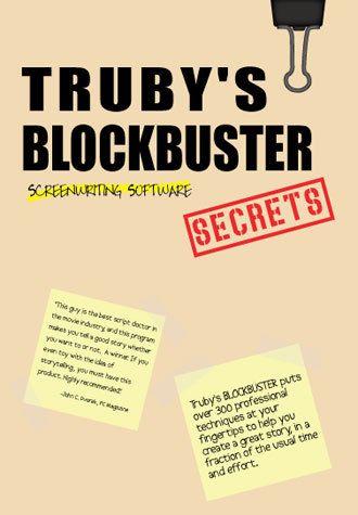 Truby's Blockbuster 6.0 on sale until November 30, 2012