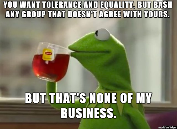 Kermit the Frog Drinking Tea Memes | Kermit The Frog ...