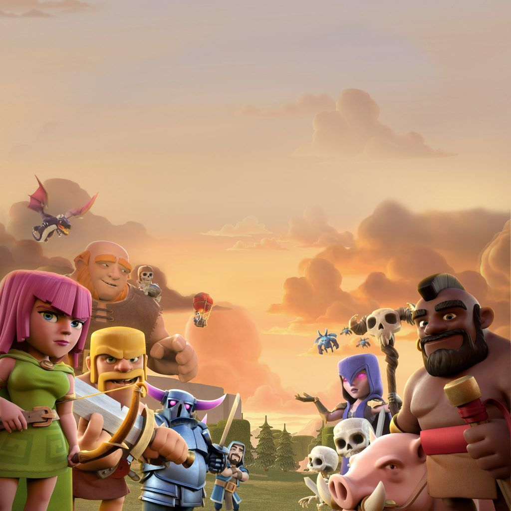 Pin On Clash Of Clans Clash Royale