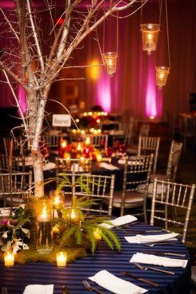 Decor Elegant Dramatic Wedding Bethesda Maryland Connor Studios 275x412 And Reception In