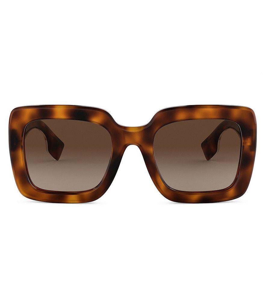 Burberry Women's Mammoth Square Sunglasses | Burberry feminino
