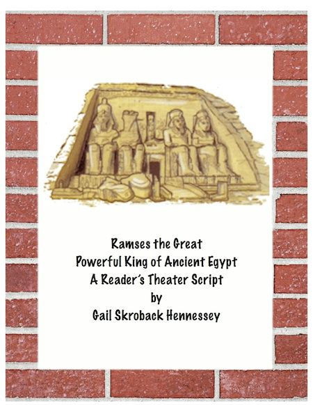This Reader's Theater Script give students lots of information on the famous pharaoh of ancien… (With images) | Readers theater, Readers theater ...