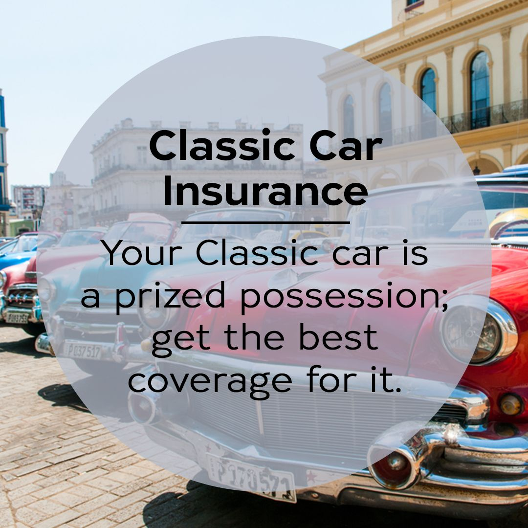 Not All Car Insurance Is Made The Same When It Comes To The Classics Traditional Car Insurance Can T Keep Up Wit