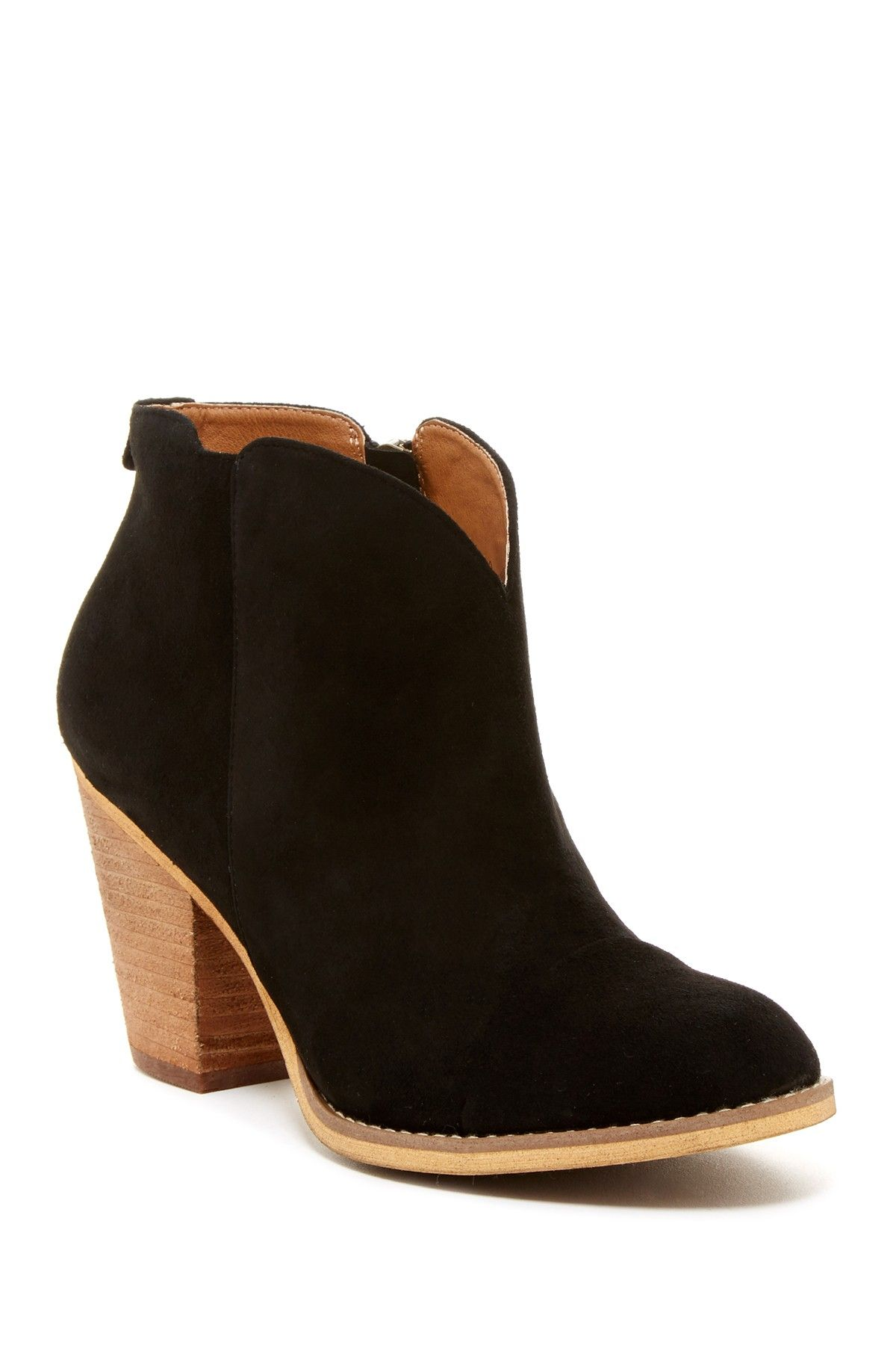 SUSINA | Stevie Lea Bootie - Wide Width Available | Nordstrom rack ...