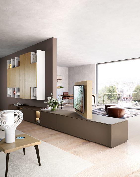 porta tv girevole orientabile Free view 360 sky - Dettaglio Prodotto
