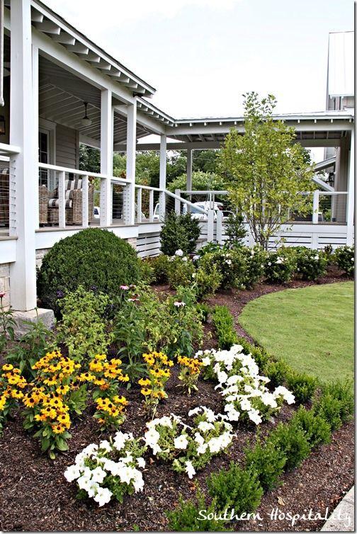 Southern Living Idea House Nashville Southern Landscaping Southern Living Homes Landscape Design