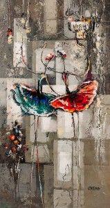Arabesque by Irena Gendelman