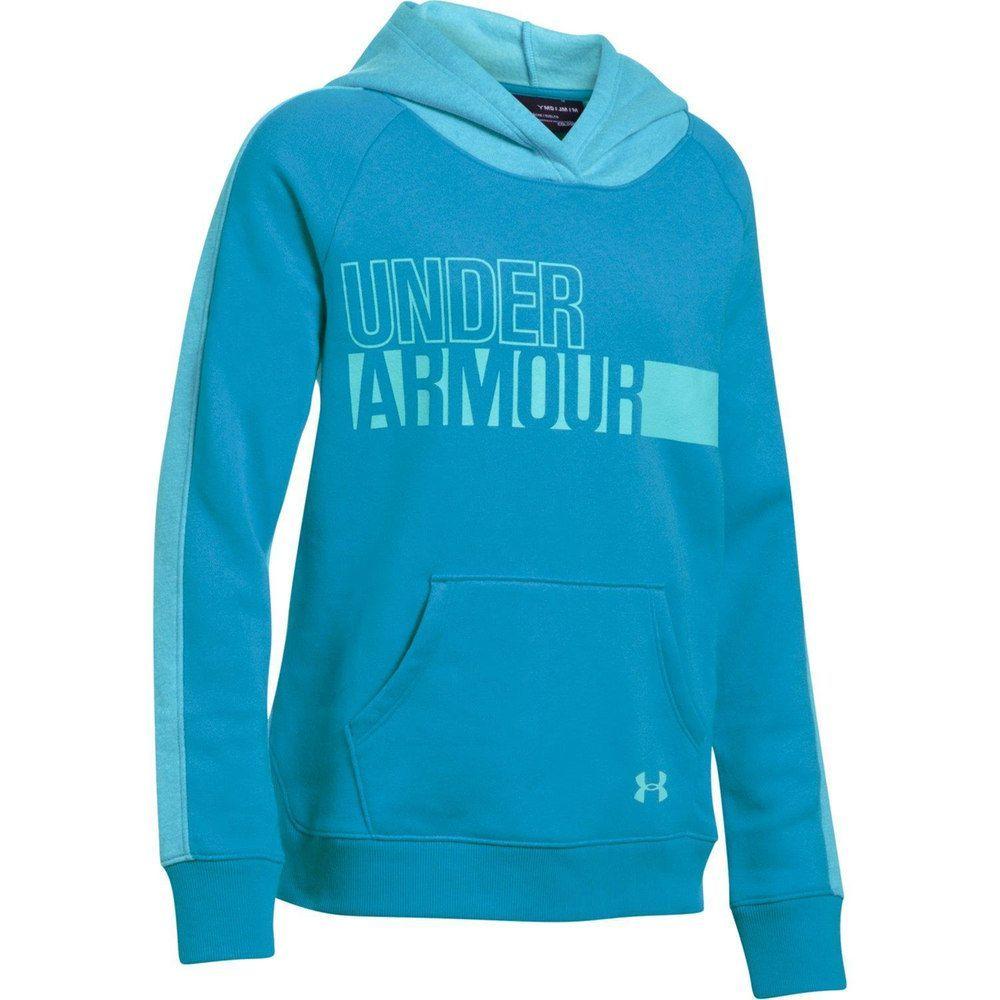 Under Armour Girls Favorite Fleece Hoodie