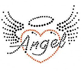 Hart Angel Hotfix Motifs