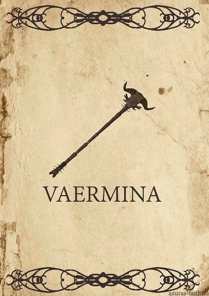 Vaermina | The Elder Scrolls V: Skyrim | Elder scrolls
