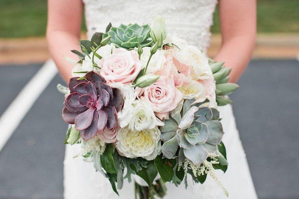 Inspiración para los ramos de novia más bonitos  Plantas ...