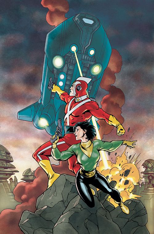 Alanna Strange (Character) - Comic Vine   DC   Adam strange, Comics