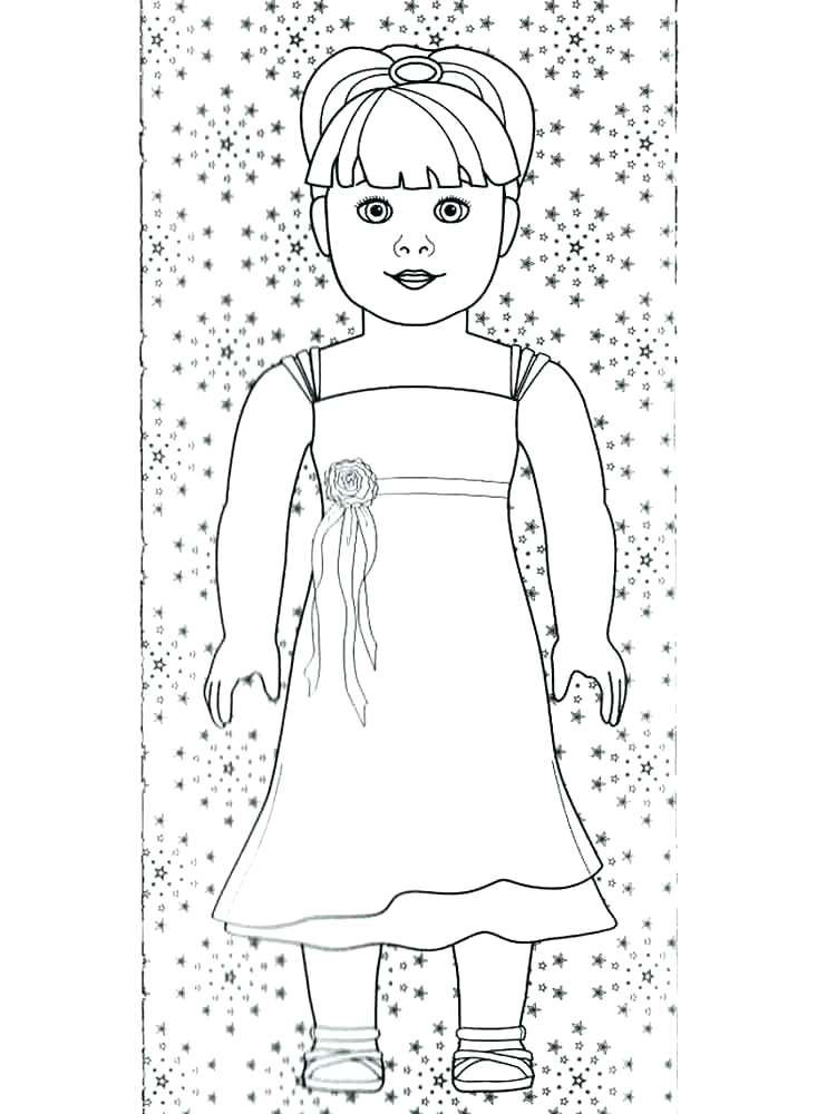 American Girl Doll Coloring Pages American Girl Books Coloring