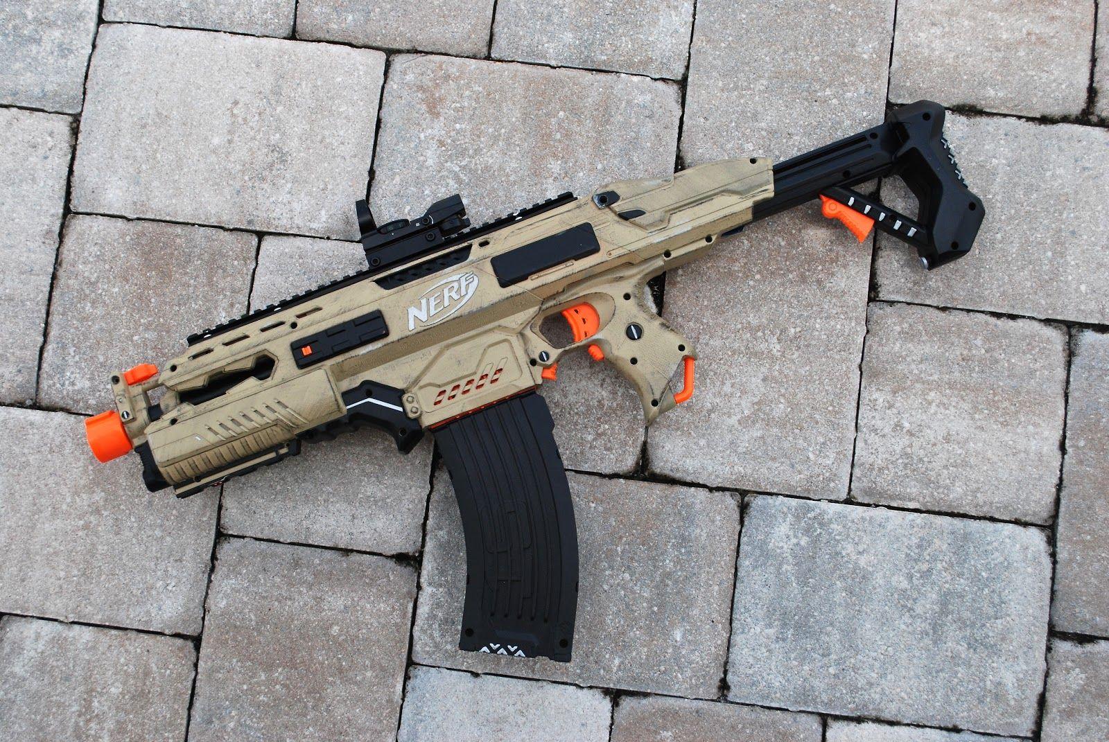 Image result for coop772 rapidstrike paint job · Nerf GunWingsNerf Rifle