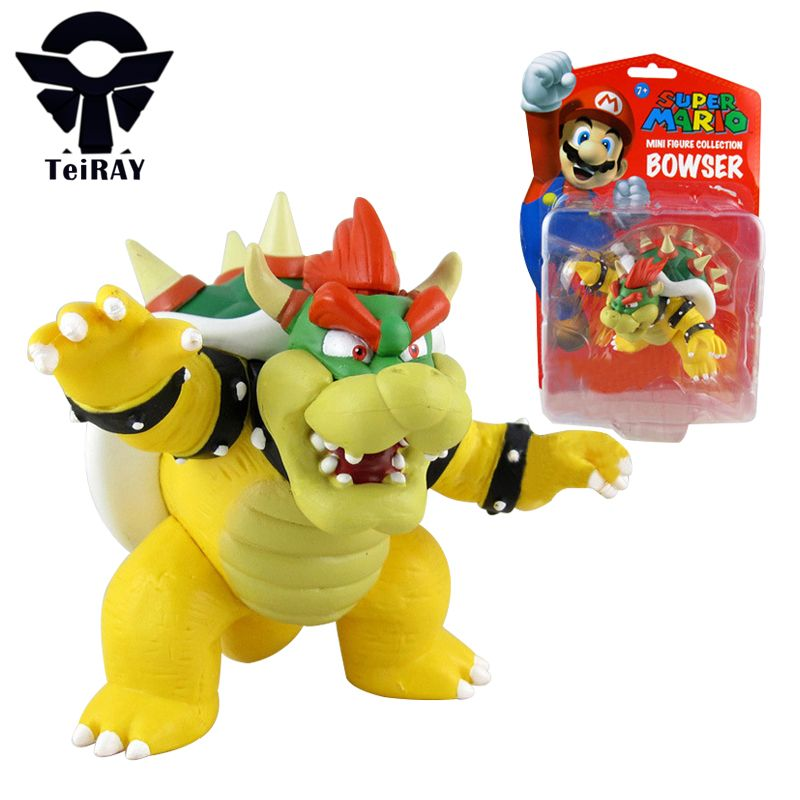 bowser super mario bros movie goomba