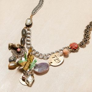 Pieces Of The Past Necklace now featured on Fab.
