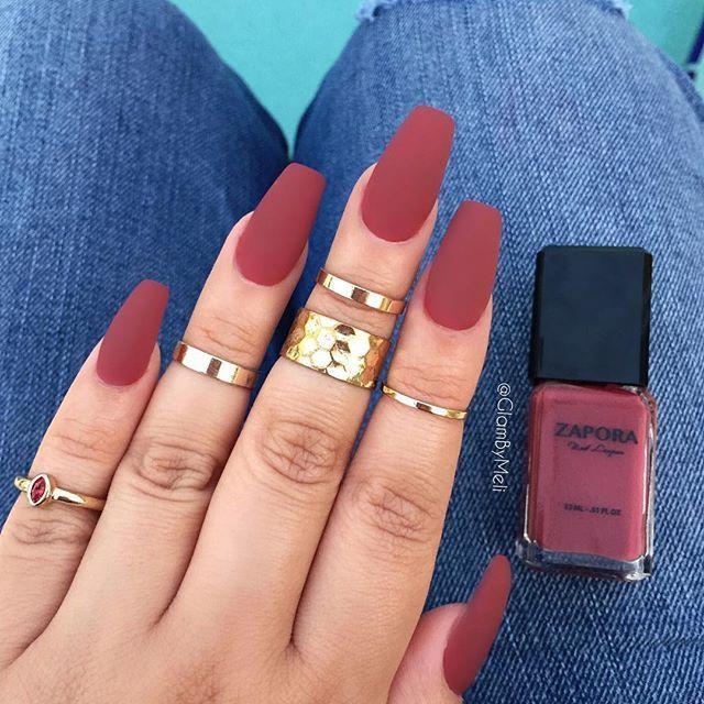 Pin by Fatima Garcia on Nails   Pinterest   Makeup, Nail nail and ...