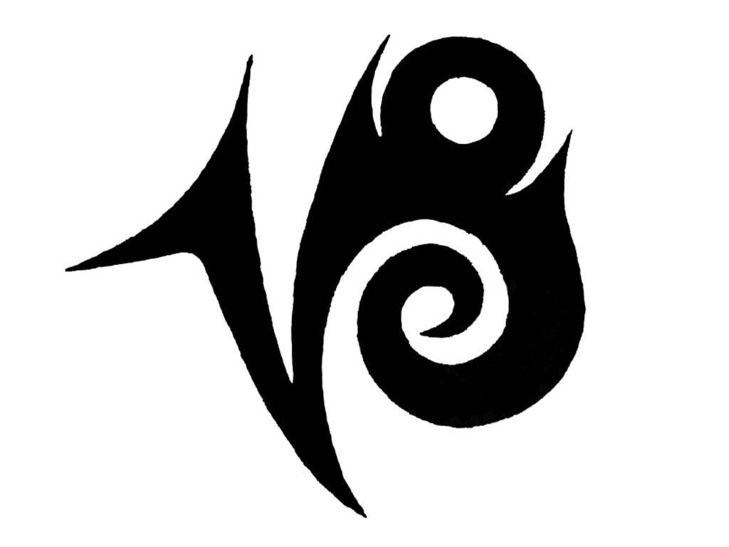 Sign tattoo designs - Capricorn Tattoos Tribal Tribal Capricorn Tattoo Designs Pictures To