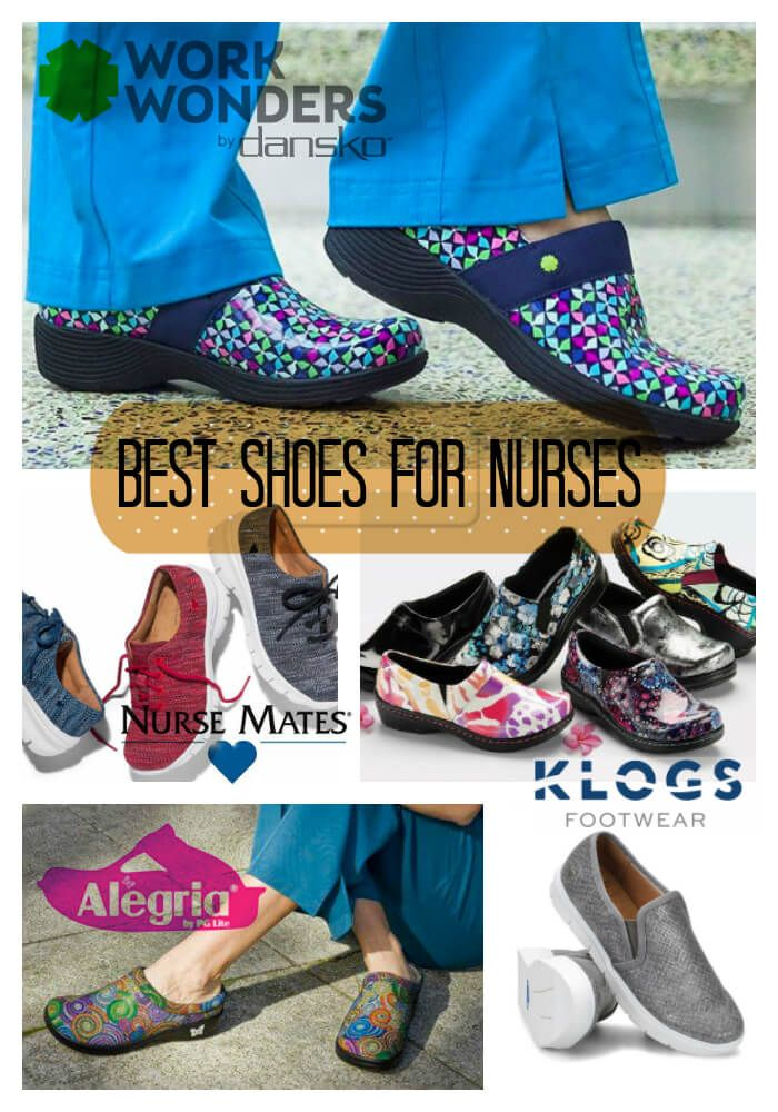 Nursing Shoes and Medical Footwear at Uniform Advantage