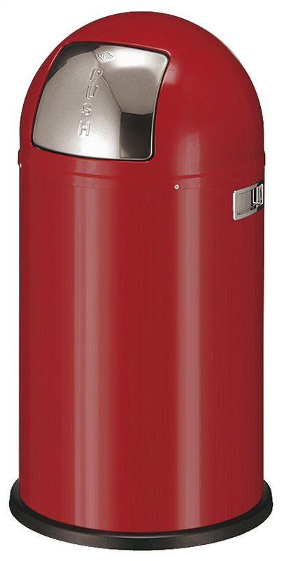 Wesco Kickboy Rood.Wesco Pushboy 50 Liter Rood Red Kitchen Decor Home