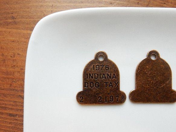 ■サイズ(約):w30mm × h22mm厚み 1.5mm   ■カラー:アンティークゴールド(銅味がかったタイプです。)■数量:2個セット■メー...|ハンドメイド、手作り、手仕事品の通販・販売・購入ならCreema。