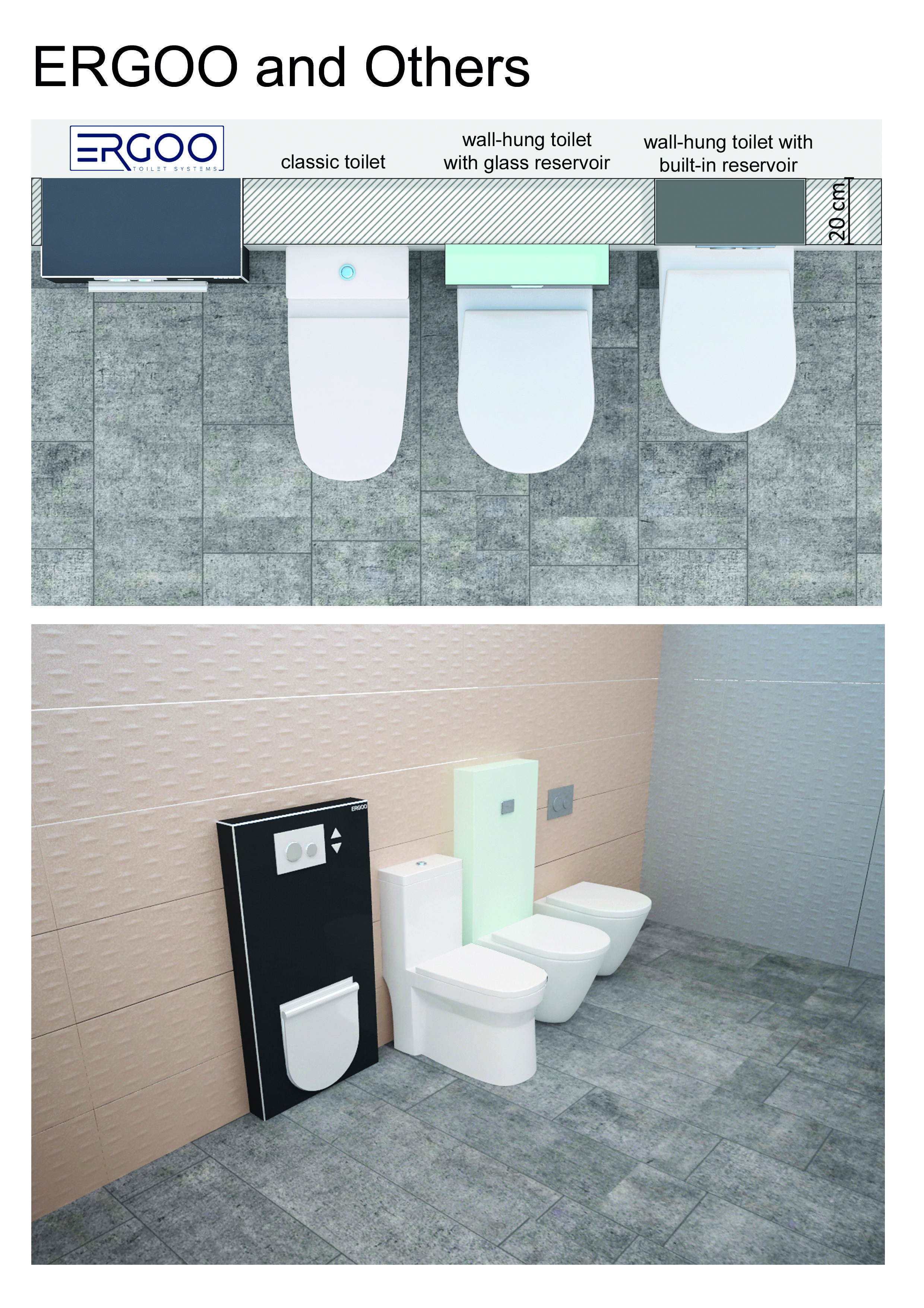 Small Bathroom Design Ideas Ergoo And Others Space Saving Modern
